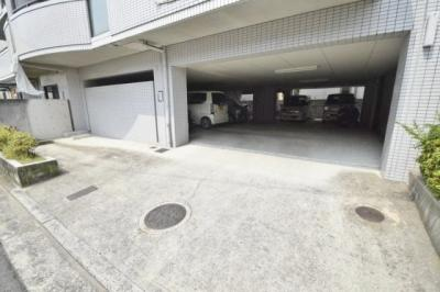 【駐車場】新栄プロパティー林