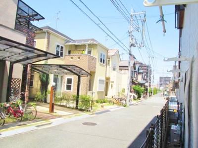【展望】テネメントハウスシーダ