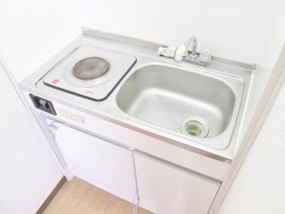 【キッチン】テネメントハウスシーダ