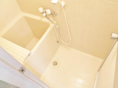 【浴室】テネメントハウスシーダ