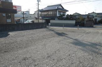 【外観】津山市椿高下 売土地103坪