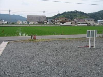 【展望】津山市中島 売土地46坪