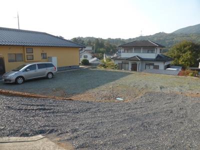 【外観】津山市上横野 売土地200坪