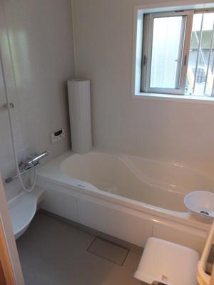 【浴室】津山市上之町 店舗併用住宅