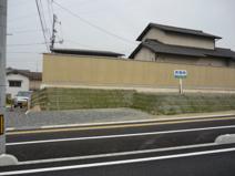 津山市総社 売土地34坪の画像