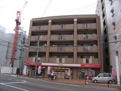 シティコート六本松(2LDK) 外観