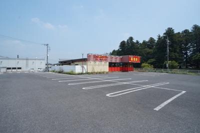 【駐車場】龍ヶ崎ロードサイド貸店舗