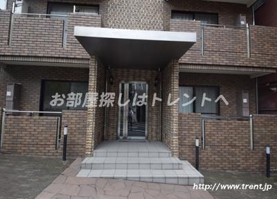 【エントランス】ANNEX市谷
