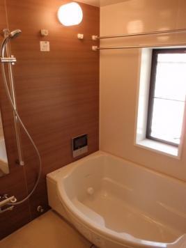 【浴室】クリスタルブライト天満橋RS