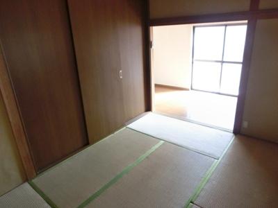 【寝室】長田天神町 貸家