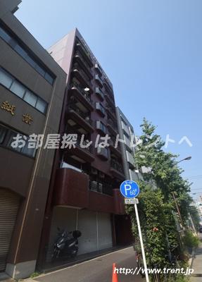 【外観】壱岐坂平和マンション