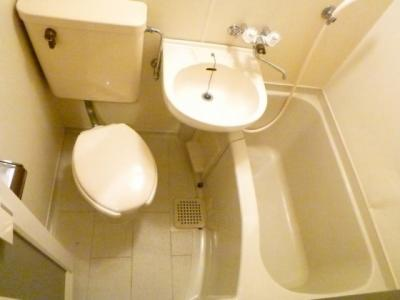 【浴室】グリンハイツ