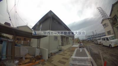 【外観】マノワール善根寺
