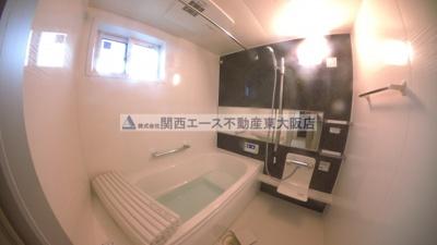 【浴室】マノワール善根寺