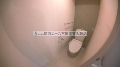 【トイレ】マノワール善根寺