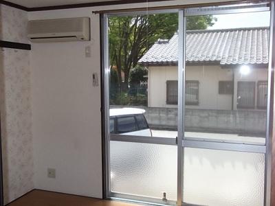 【展望】コーポパークサイドC棟