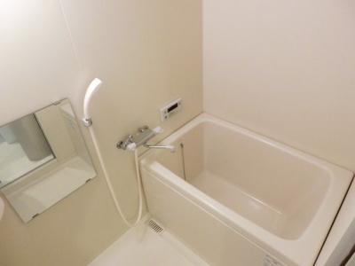 【浴室】ロイスグラン神戸湊川公園