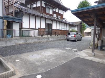 【駐車場】小田中 貸店舗