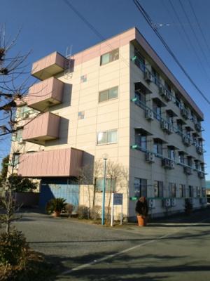 細谷駅近く 生活に便利 由良町 家電付 学生向き 単身者向き  ワンルームマンション