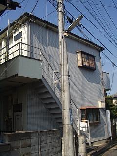 【外観】ハイツ菊水