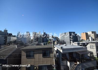 【展望】菱和パレス早稲田壱番館