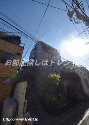 【外観】菱和パレス早稲田壱番館