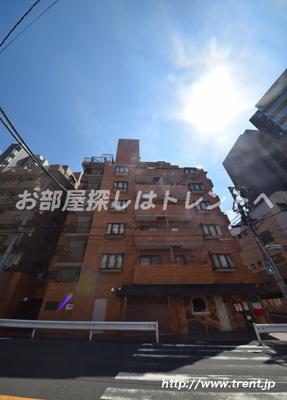【外観】ライオンズマンション矢来町