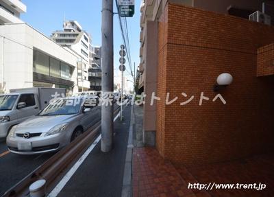 【周辺】ライオンズマンション矢来町