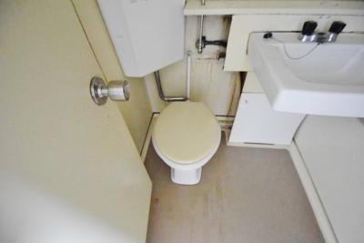 【トイレ】青山ハイツ