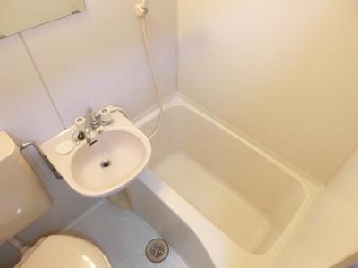 【浴室】溝口丸山マンション