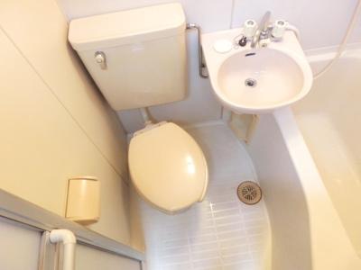 【トイレ】溝口丸山マンション