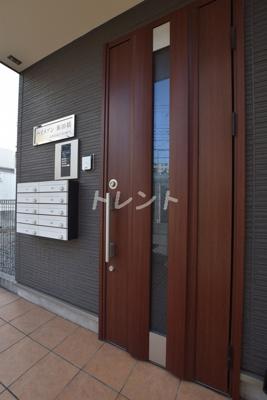 【セキュリティ】ハイメゾン飯田橋