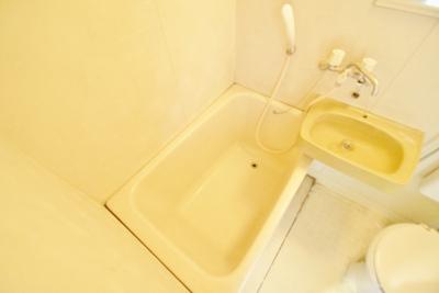 【浴室】ハイツ住吉Ⅱ