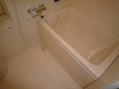 【浴室】サンライズハイム