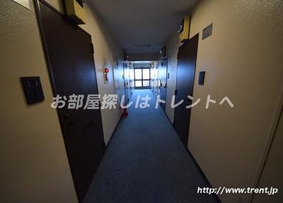 【その他共用部分】コスモシティ文京