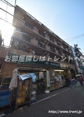 【外観】コスモシティ文京