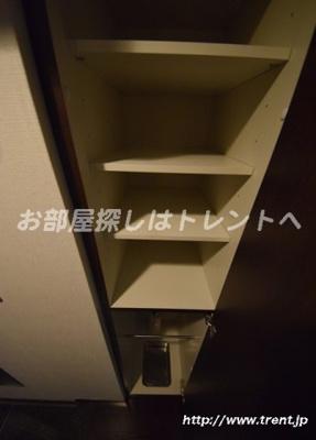 【玄関】パレステュディオ九段北の丸