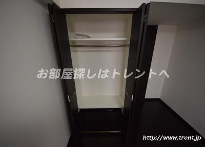 【収納】パレステュディオ九段北の丸