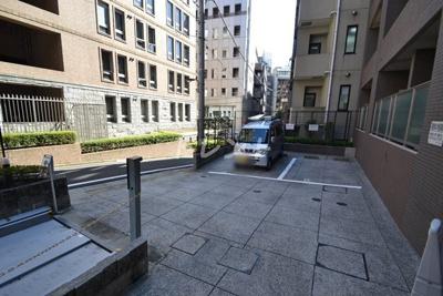 【駐車場】パレステュディオ九段北の丸