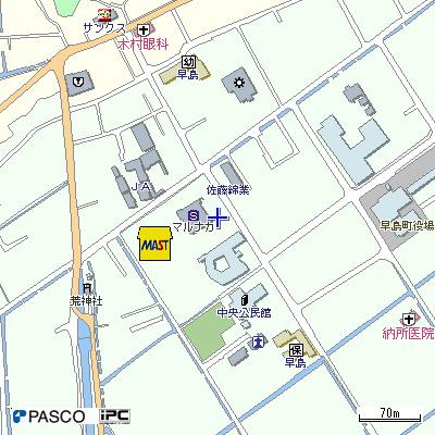 【地図】グリーンノートD