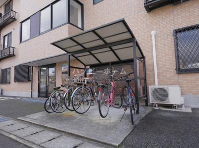【駐車場】バンプロピスⅡ