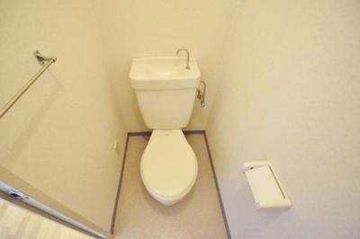 【トイレ】川辺マンション