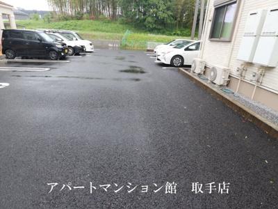 【駐車場】ラ・ルーチェA