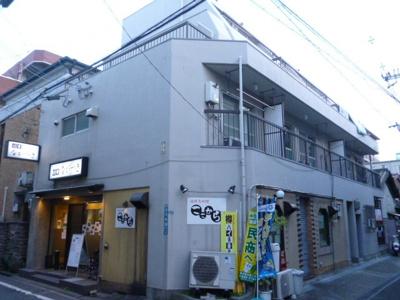 【外観】山崎第5マンション