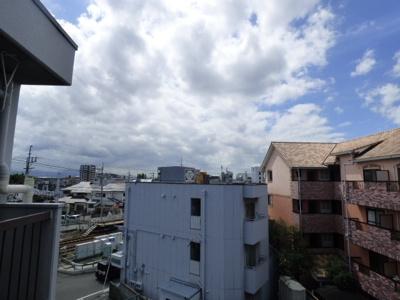 【展望】山崎第6マンション