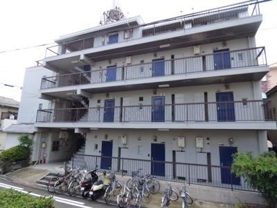 【外観】山崎第6マンション