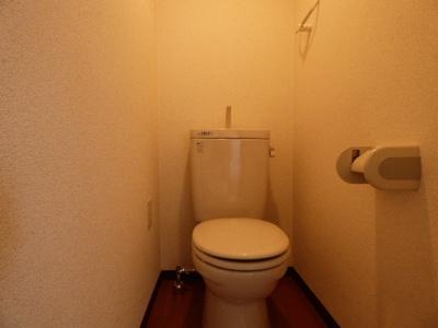 【トイレ】山崎第6マンション