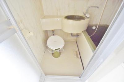 【トイレ】セルティアB棟