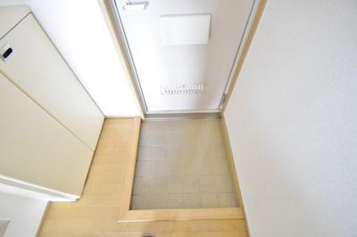 【玄関】セルティアB棟