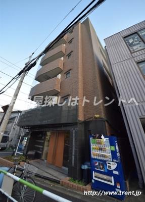 【外観】ロアール文京江戸川橋